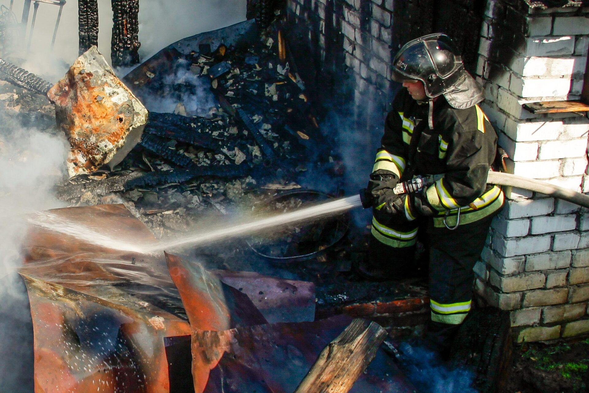 За сутки в Марий Эл произошло четыре пожара