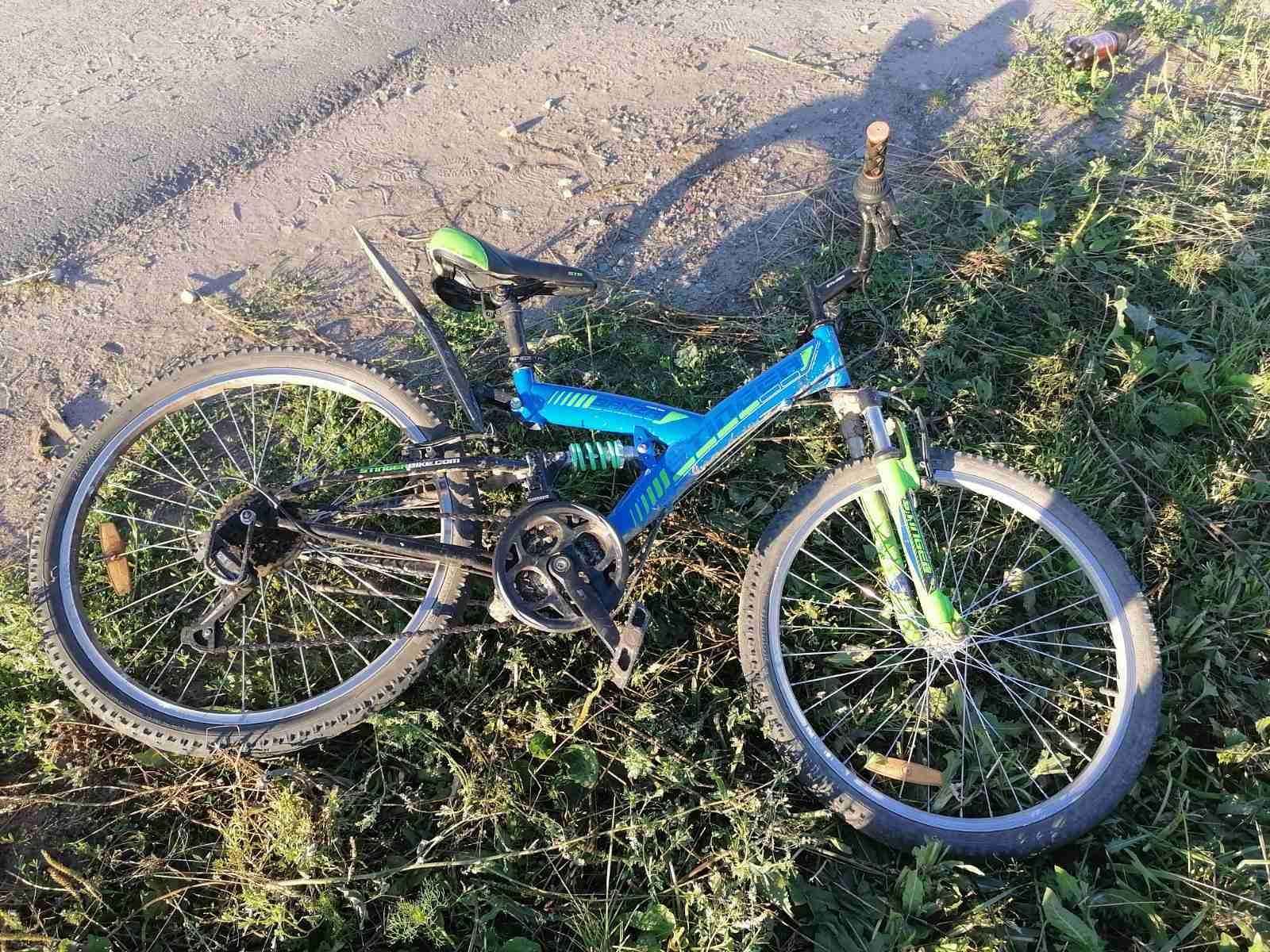 На дорогах Марий Эл с начала года произошло 11 ДТП с участием детей на велосипедах