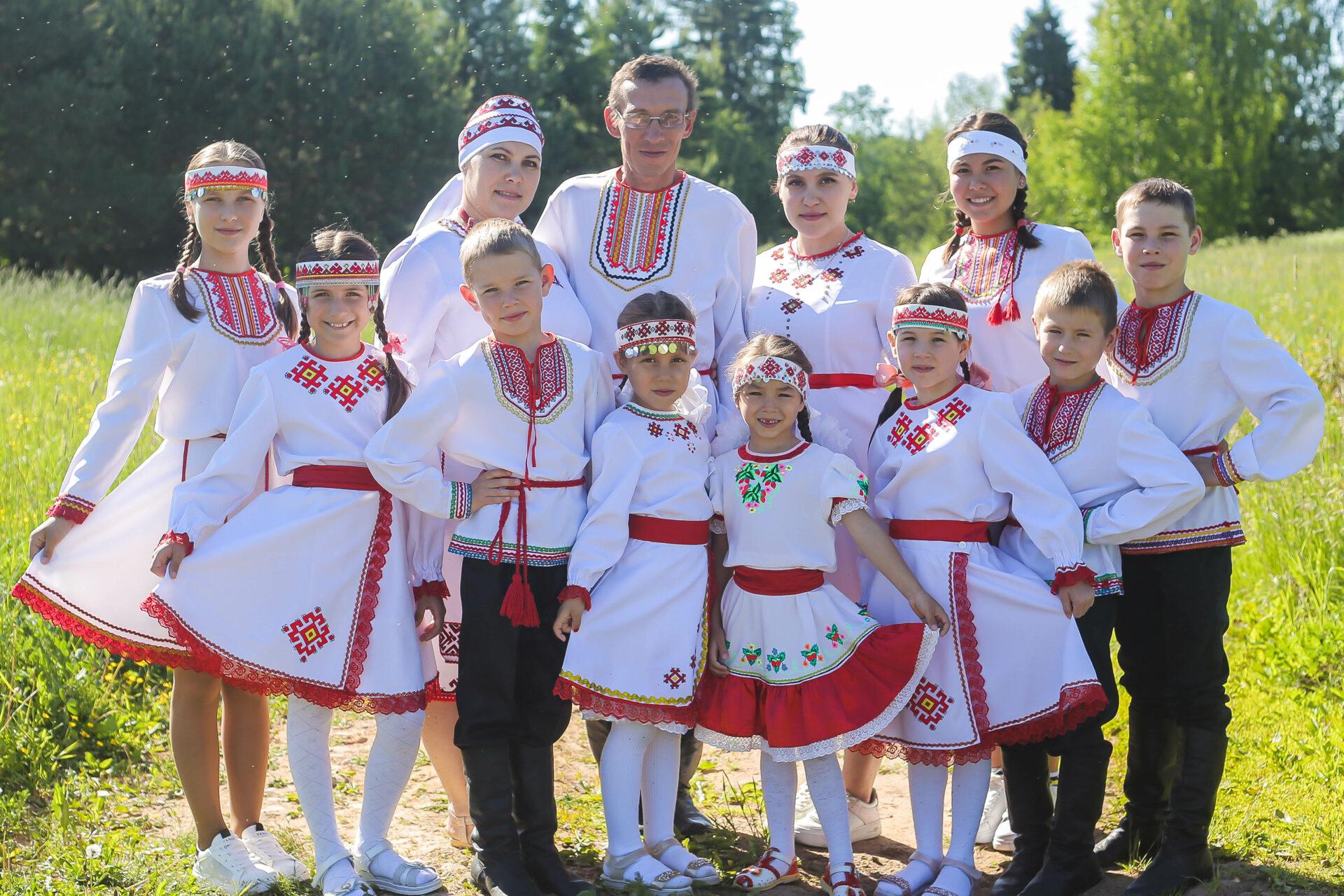 Семья Рыбаковых представит Марий Эл в конкурсе «Успешная семья Приволжья»