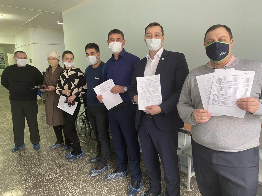 7800 комплектов вакцины «Гам-Ковид-Вак» поступило в Марий Эл