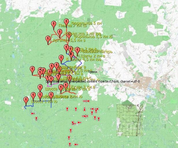 31 июля установят указатели в лесах района Шапов в Марий Эл