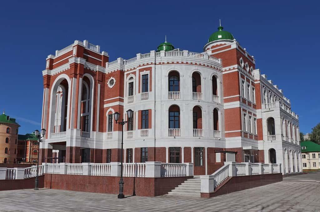 Открытие Марийской госфилармонии состоится 13 августа в Йошкар-Оле