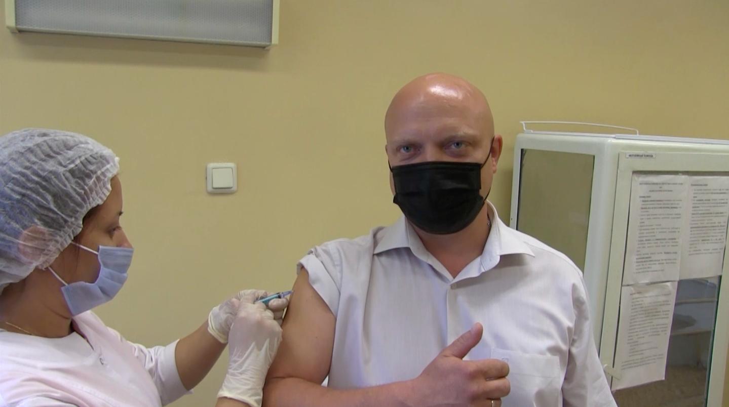 Председатель Общественного совета при МВД по Марий Эл призвал граждан вакцинироваться