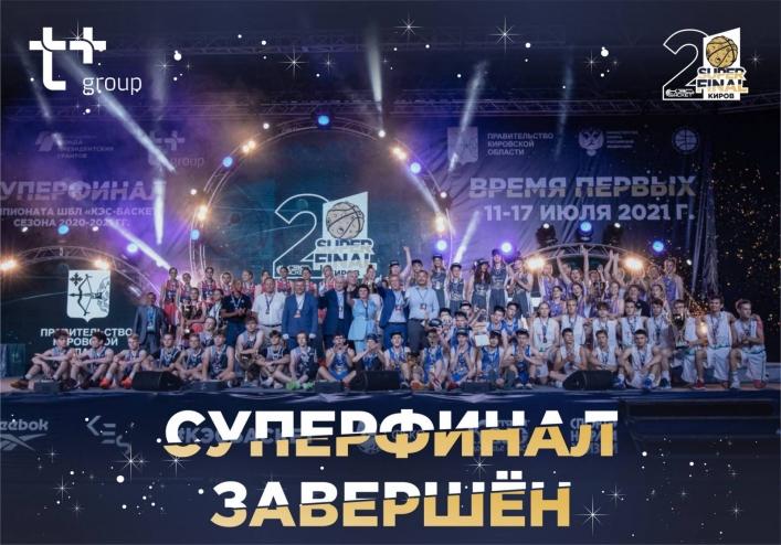 Баскетболистки из Йошкар-Олы вошли в восьмерку команд девушек  Суперфинала«КЭС-БАСКЕТ»