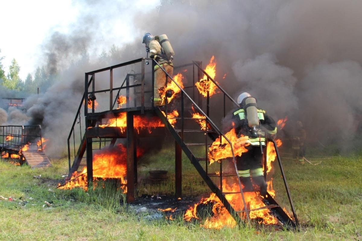 В Марий Эл выделят средства на материально-техническое обеспечение пожарных