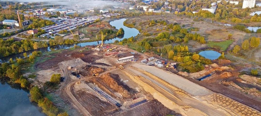 Мэр Йошкар-Олы рассказал о строительстве дорог в городе