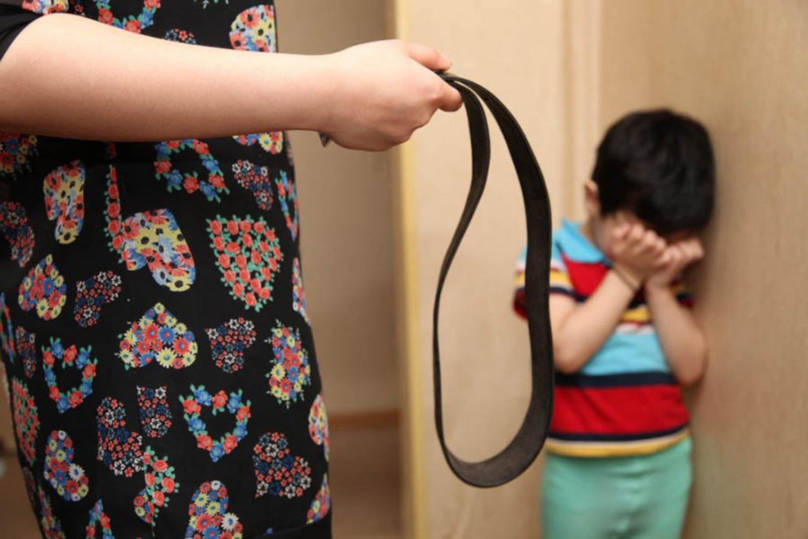 Ученые изучили влияние физических наказаний на развитие детей