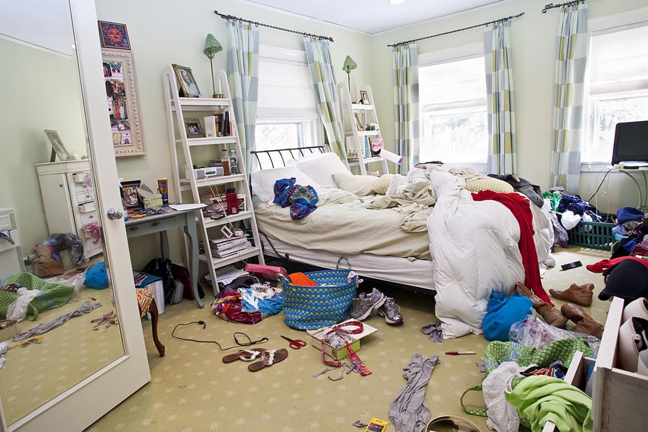 Психолог Двоскина предупредила о вреде беспорядка в доме для человеческого здоровья