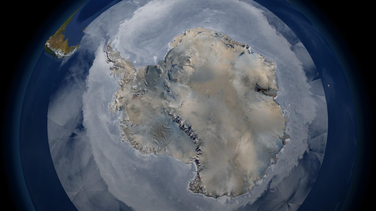 Глобальное потепление существенно сократило криосферу Земли
