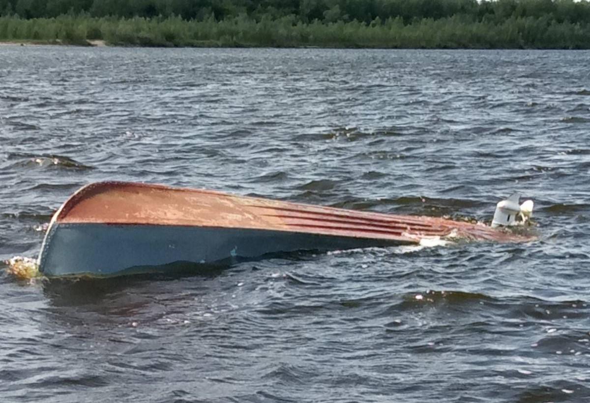 Найден третий человек из перевернувшейся лодки в Марий Эл