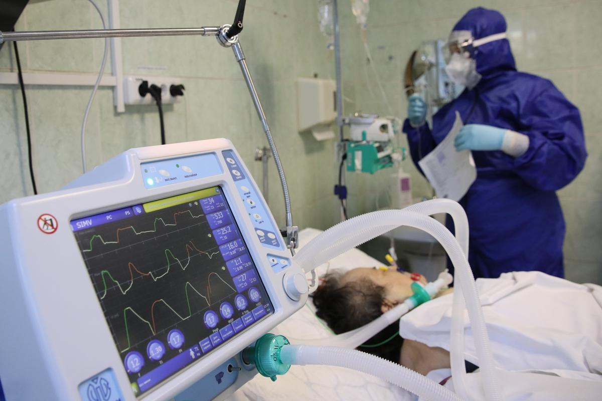 В воскресенье в Марий Эл от коронавируса умерли 6 человек