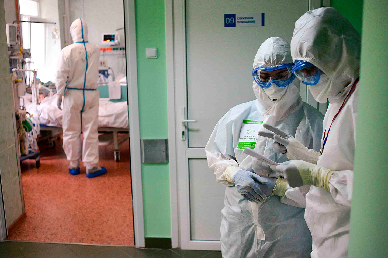Коронавирус выявлен в 4 районах и 1 городе Марий Эл