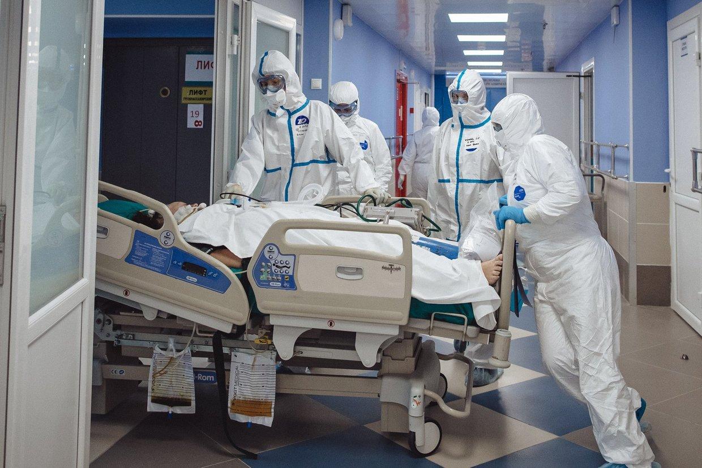 В Марий Эл от коронавируса погибли 370 человек