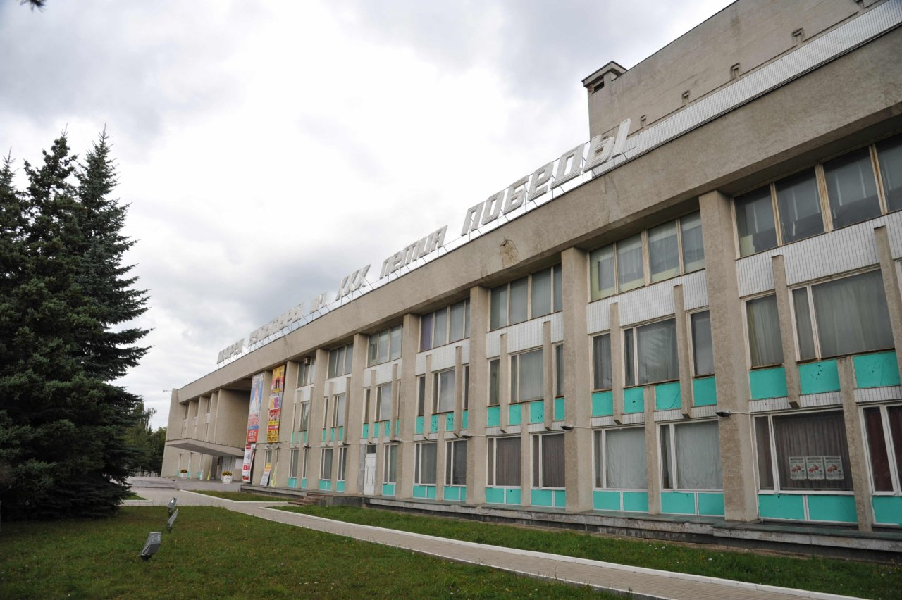 Центр вакцинации от коронавируса откроется в ДК им. ХХХ-летия Победы Йошкар-Олы