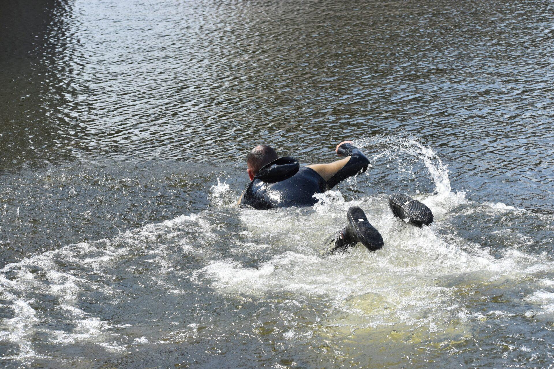 Спасатели обнаружили тело утонувшего мужчины на Малой Кокшаге в Йошкар-Оле