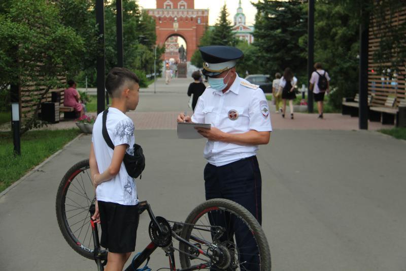 С начала лета в Йошкар-Оле под колеса машин попали 5 велосипедистов