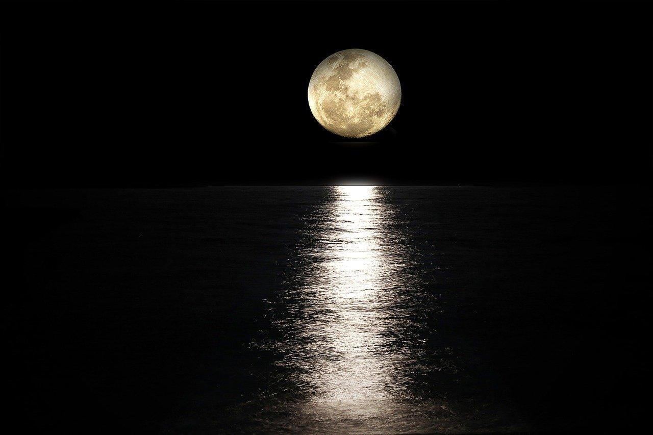 В NASA рассказали об угрозе масштабных наводнений из-за колебаний Луны
