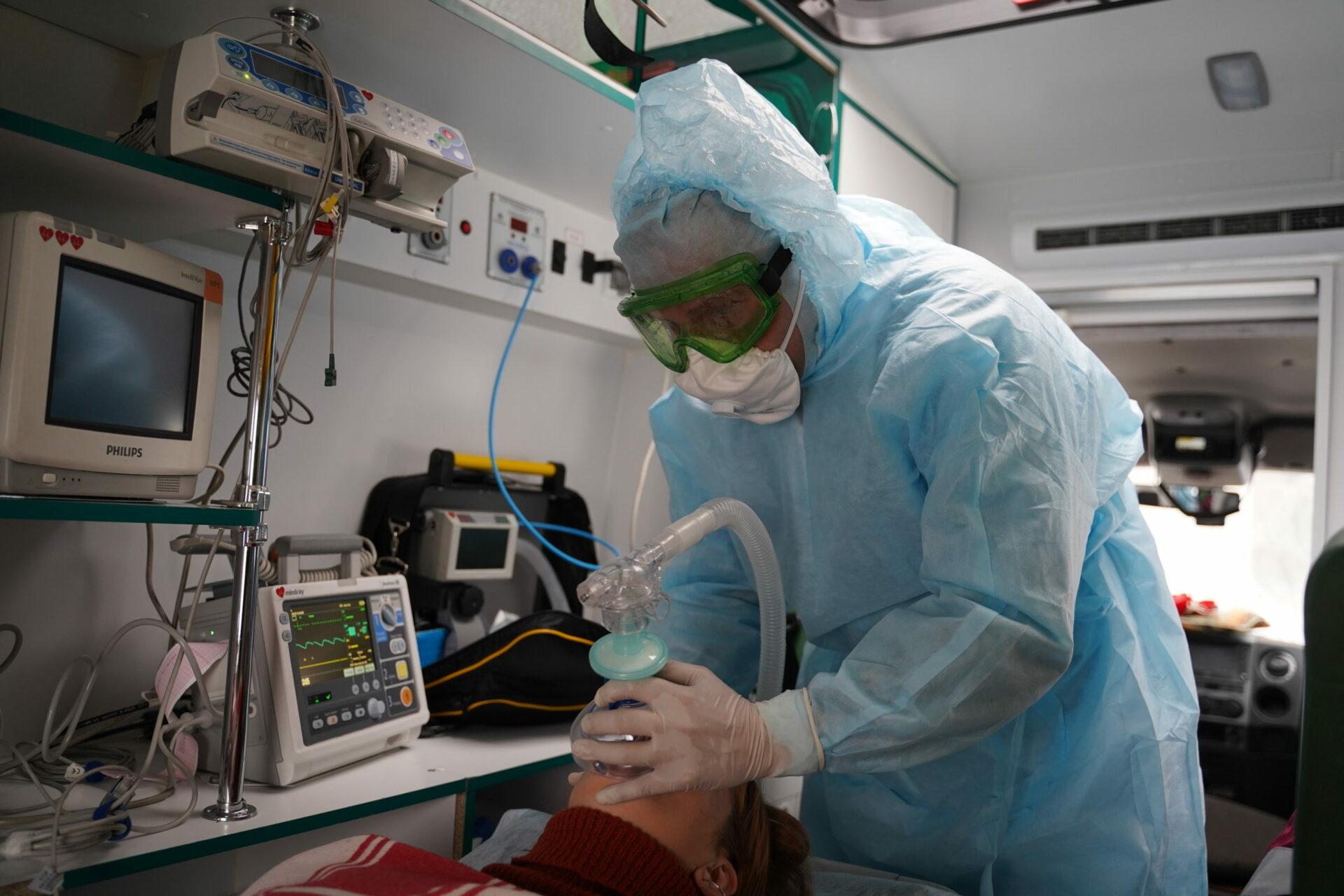 В Марий Эл от коронавируса за сутки умерли пять человек