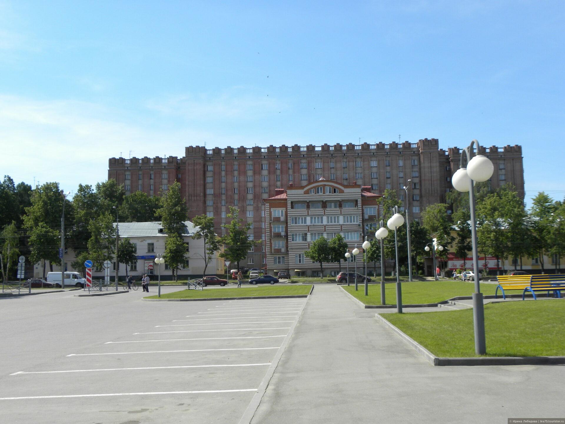 Как в Йошкар-Оле появилось общежитие Бастилия