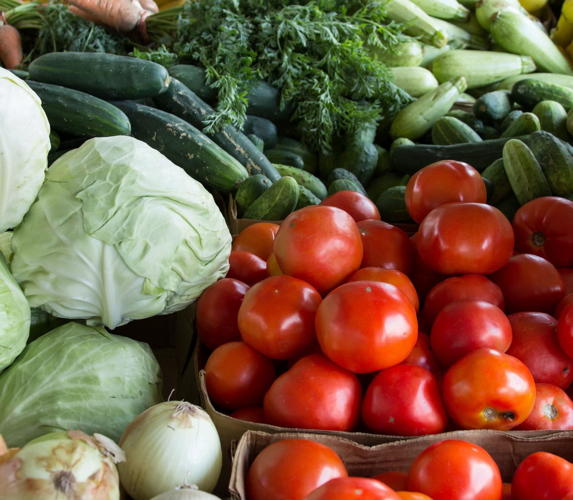 В овощах и фруктах нашли основу для лекарств против онкологии