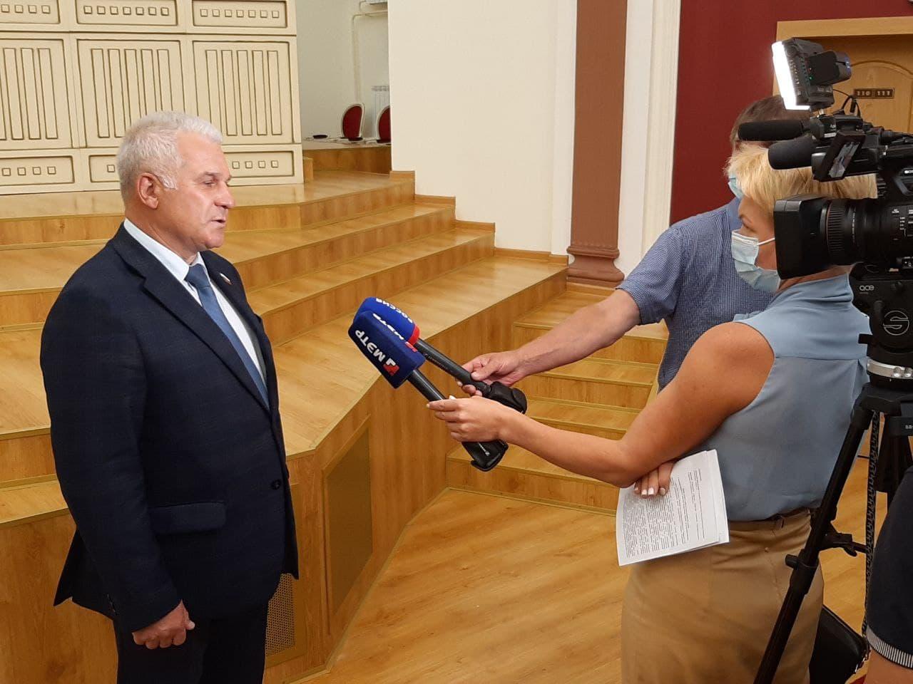 Сергей Мартынов оценил внимание депутатов Госсобрания Марий Эл к борьбе с коррупцией