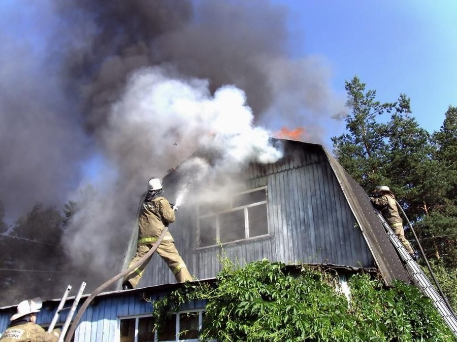 За неделю в Марий Эл произошло 22 пожара
