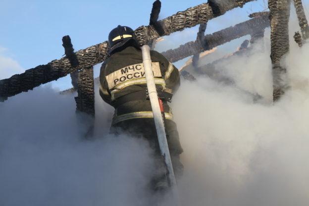 Глава Марий Эл выделил 5 млн рублей на технику для газодымозащитной службы