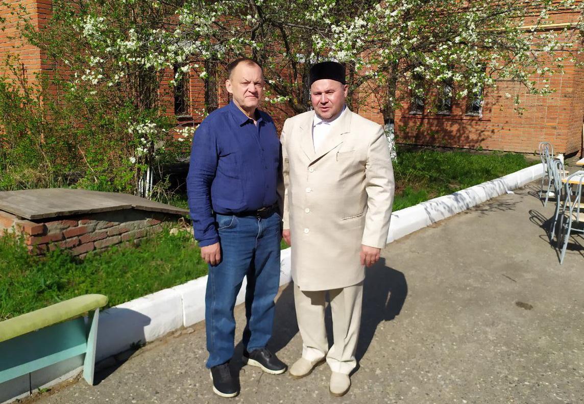 Депутат Кожанов поздравил с праздником  Курбан-Байрам