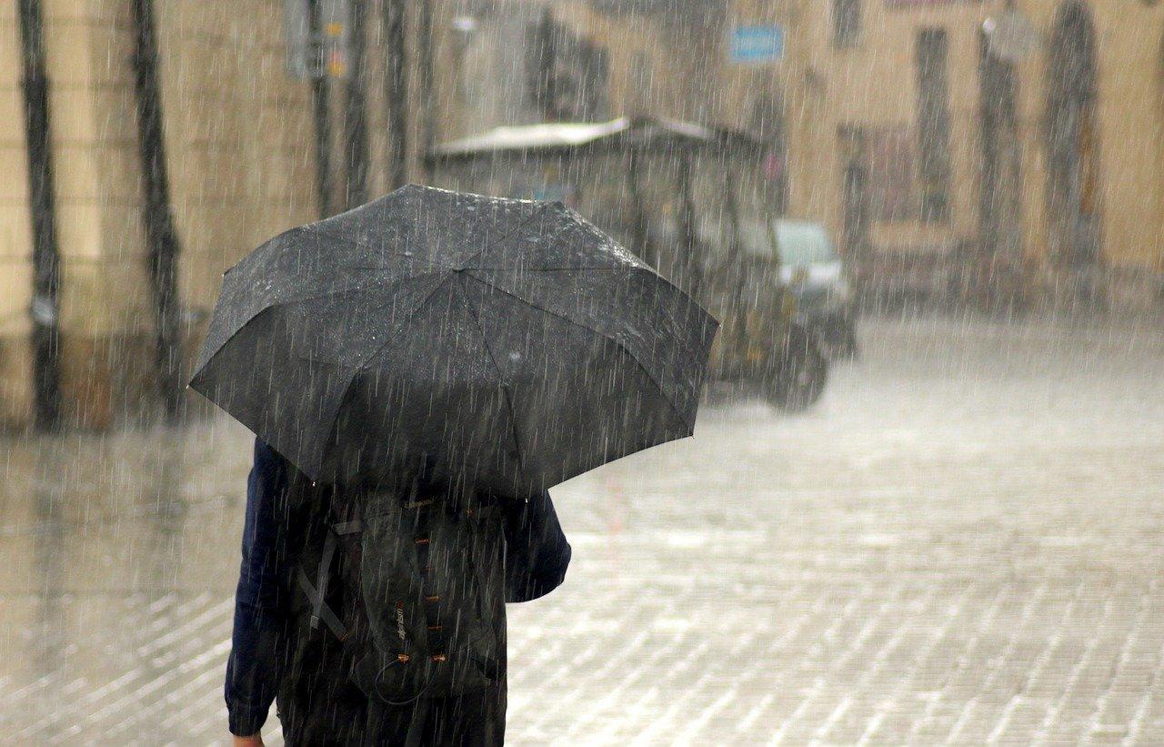 Выходные на территории Марий Эл будут пасмурными и дождливыми