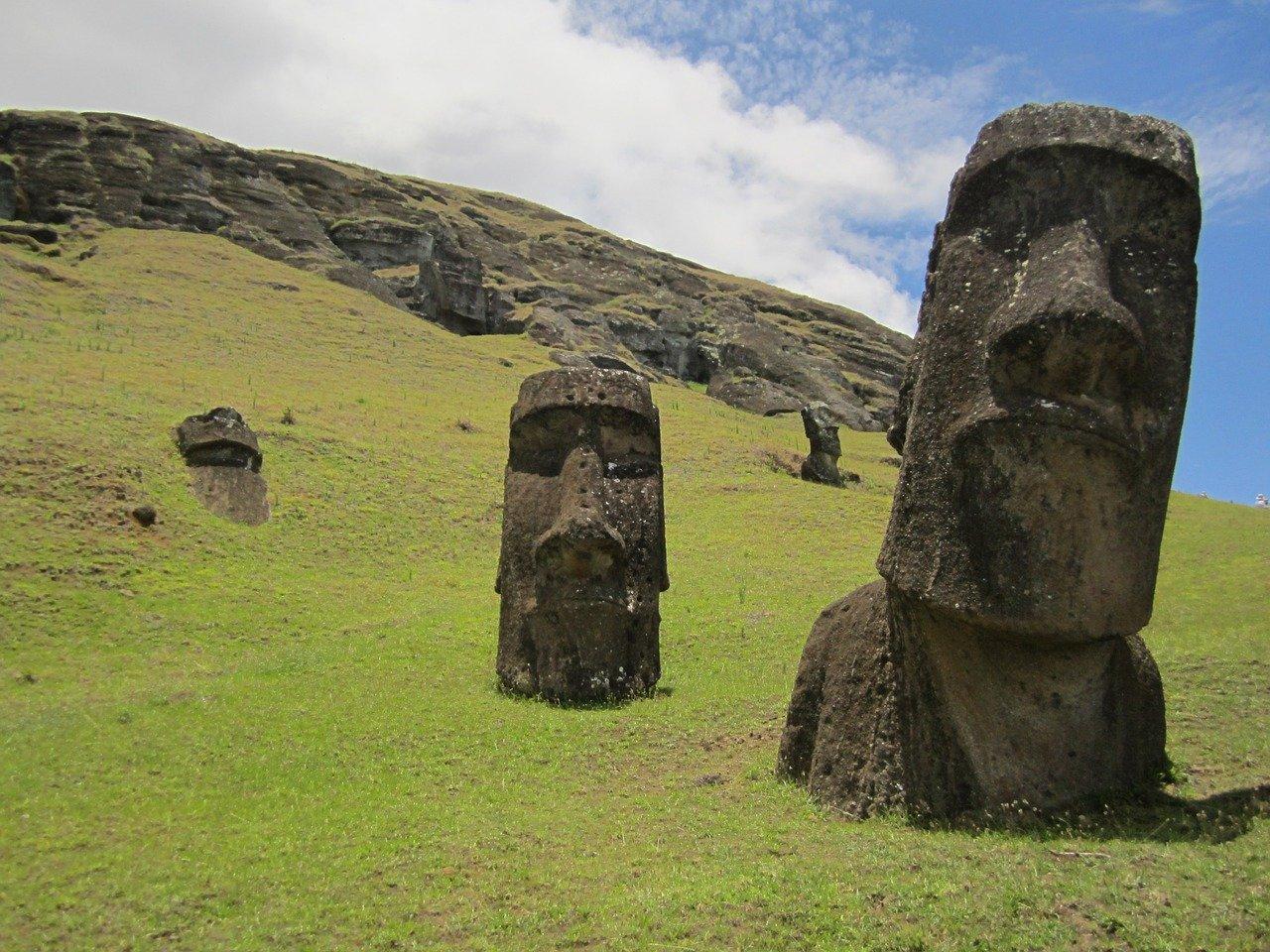 Демографический кризис не явился причиной упадка цивилизации острова Пасхи