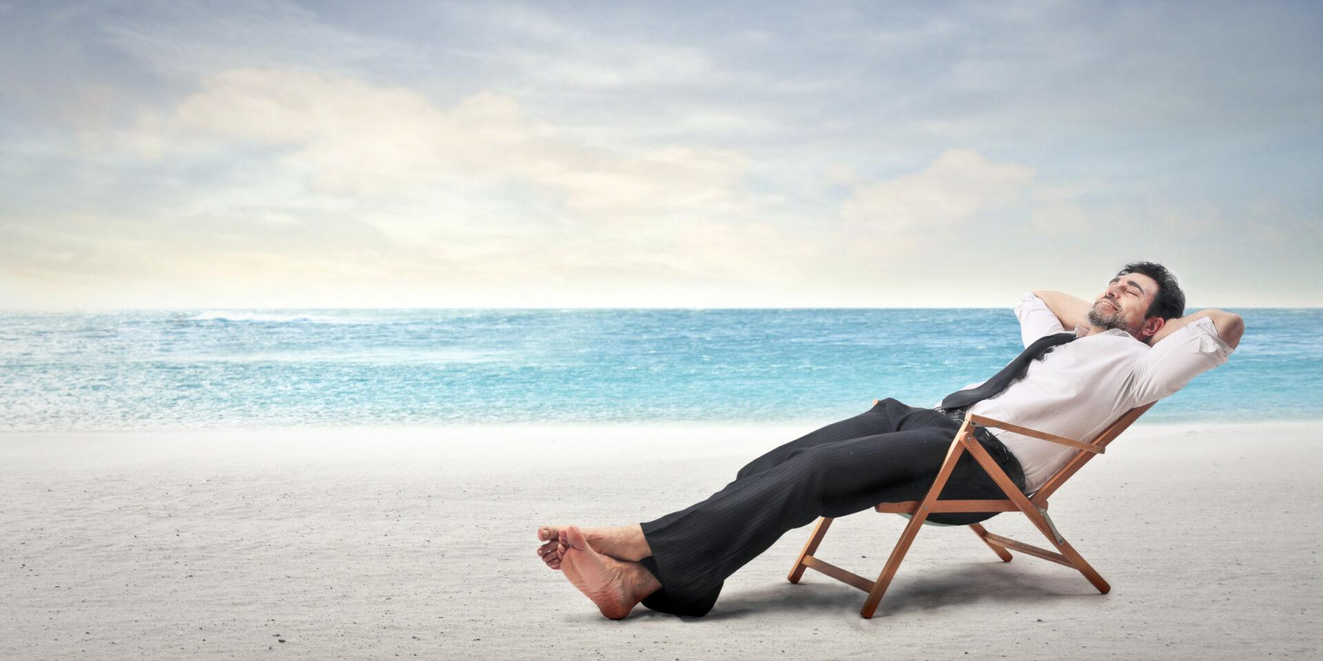 Epoch Times: Седые волосы могут восстановить естественный цвет во время отпуска