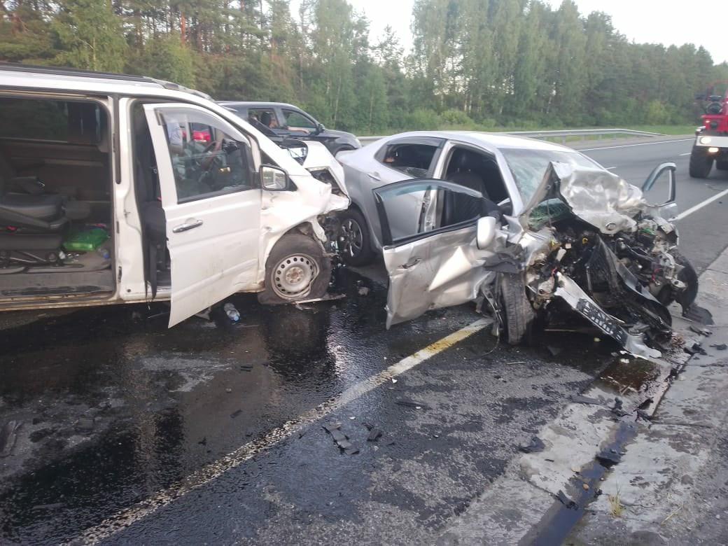 Виновник аварии с 3 погибшими в Марий Эл был лишен водительских прав в 2020 году