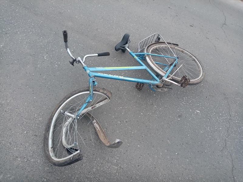 В Йошкар-Оле 16-летний велосипедист попал под колёса «Лада Гранта»