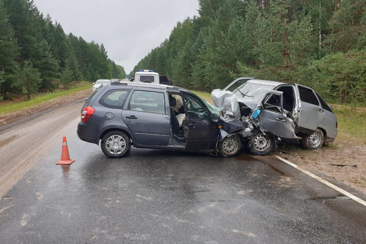 Один из пострадавших в ДТП на трассе Марий Эл в Звениговском районе умер в больнице
