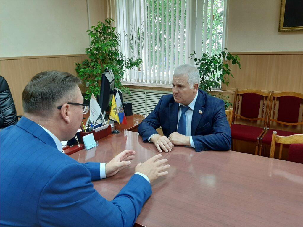 Сенатор Сергей Мартынов обсудил перспективы современного финно-угроведения