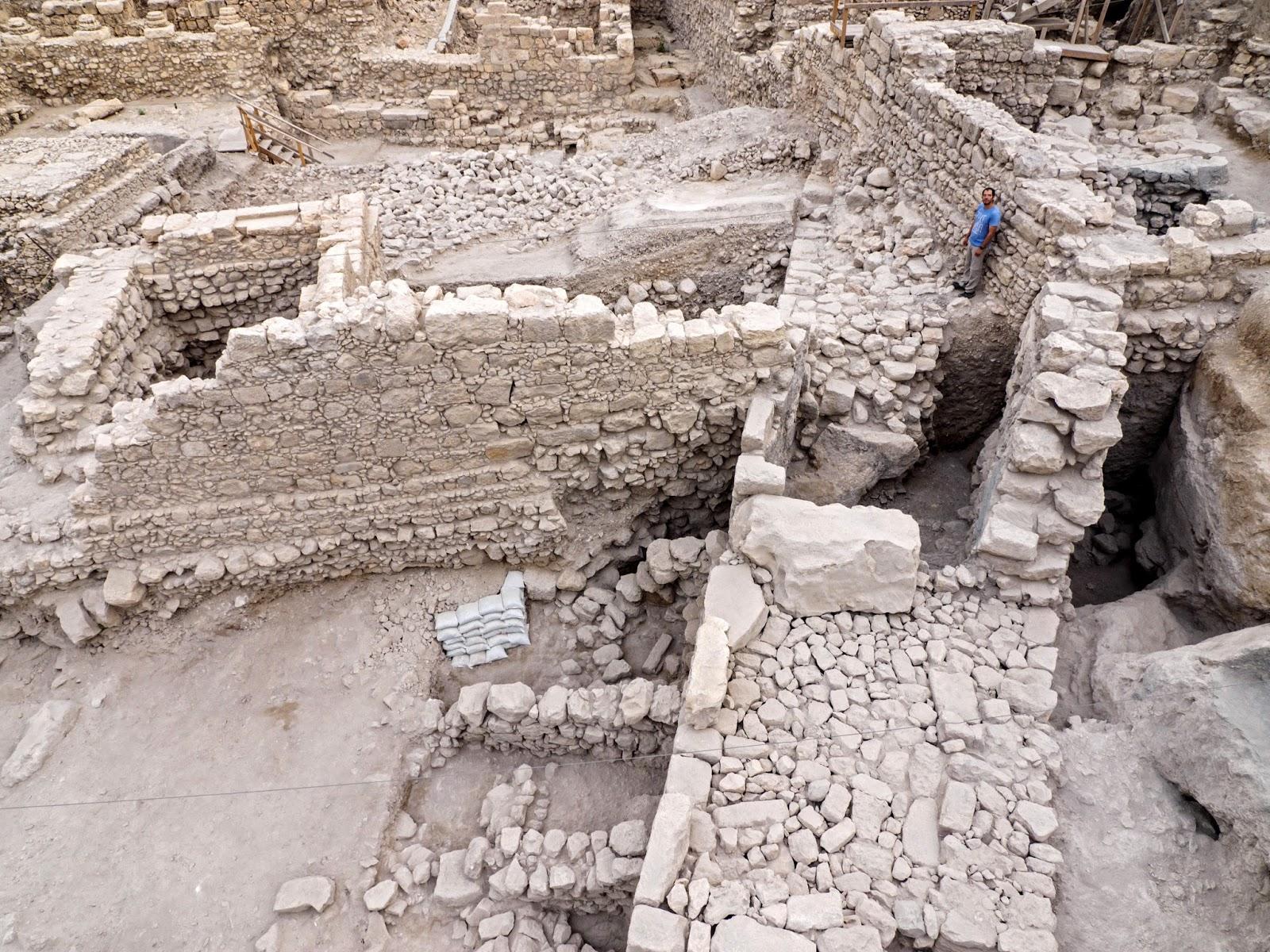 В Иерусалиме найдены следы библейского землетрясения, произошедшего 2800 лет назад