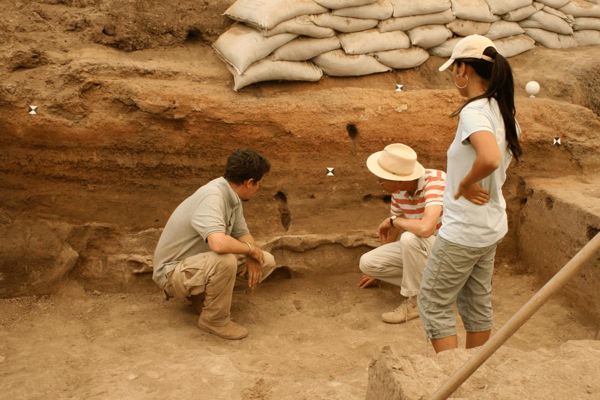 Разрушение древнего города Телль эль-Хаммам могло быть итогом падения метеорита