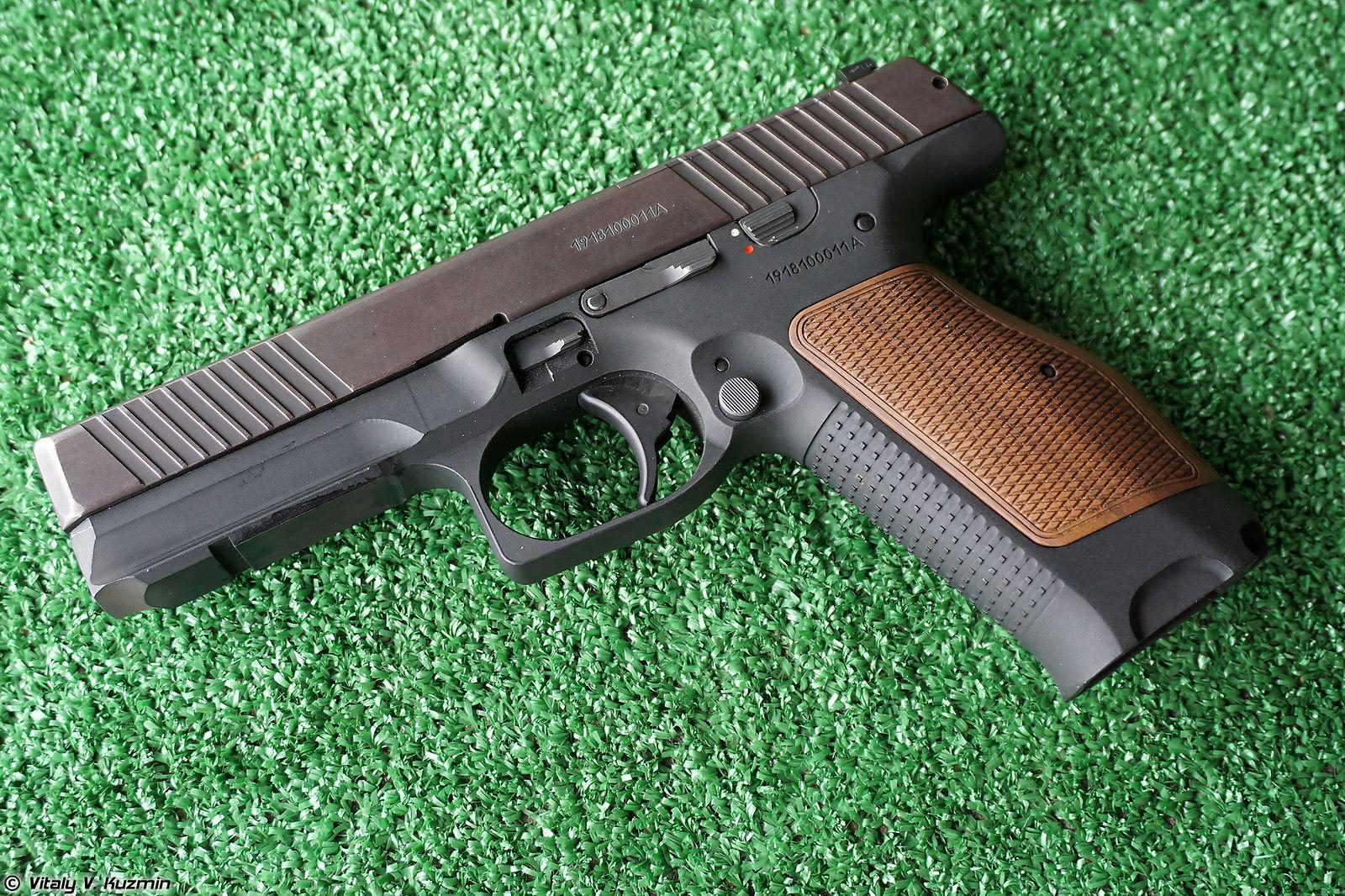 МВД РФ готовит контракт на пистолет Лебедева компактный, который заменит пистолет Макарова