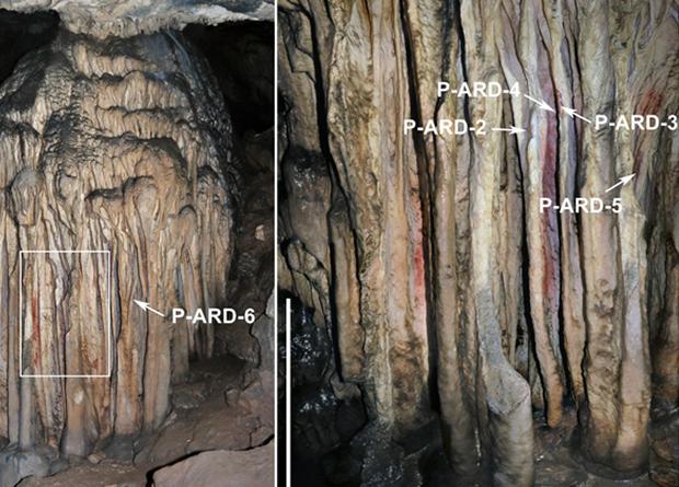PNAS: древнее пещерное искусство в Испании принадлежит неандертальцам