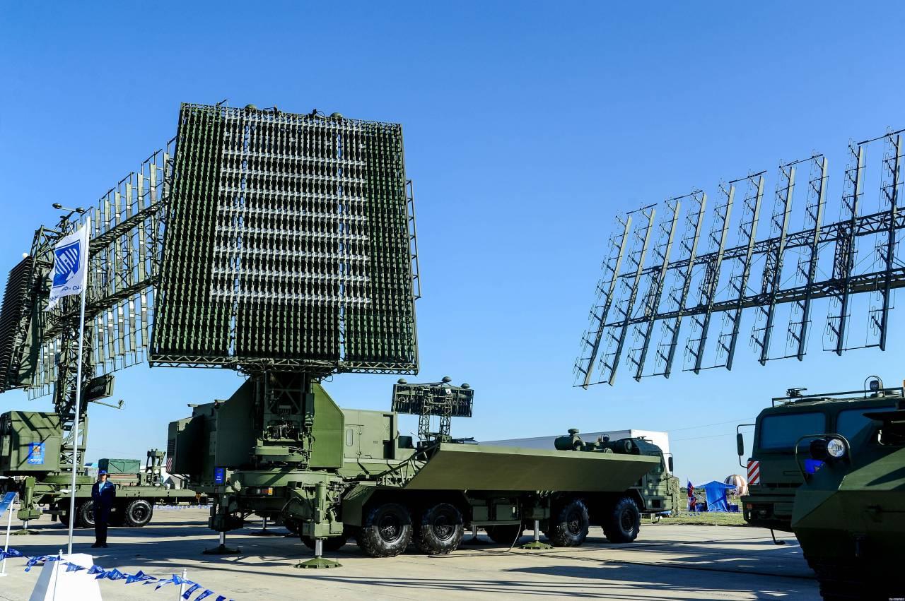 ВКС РФ получили мобильные всевидящие 3D-радары