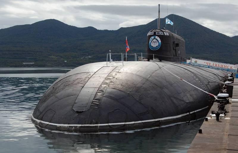 Подлодки России с гиперзвуковым оружием создают опасность для НАТО
