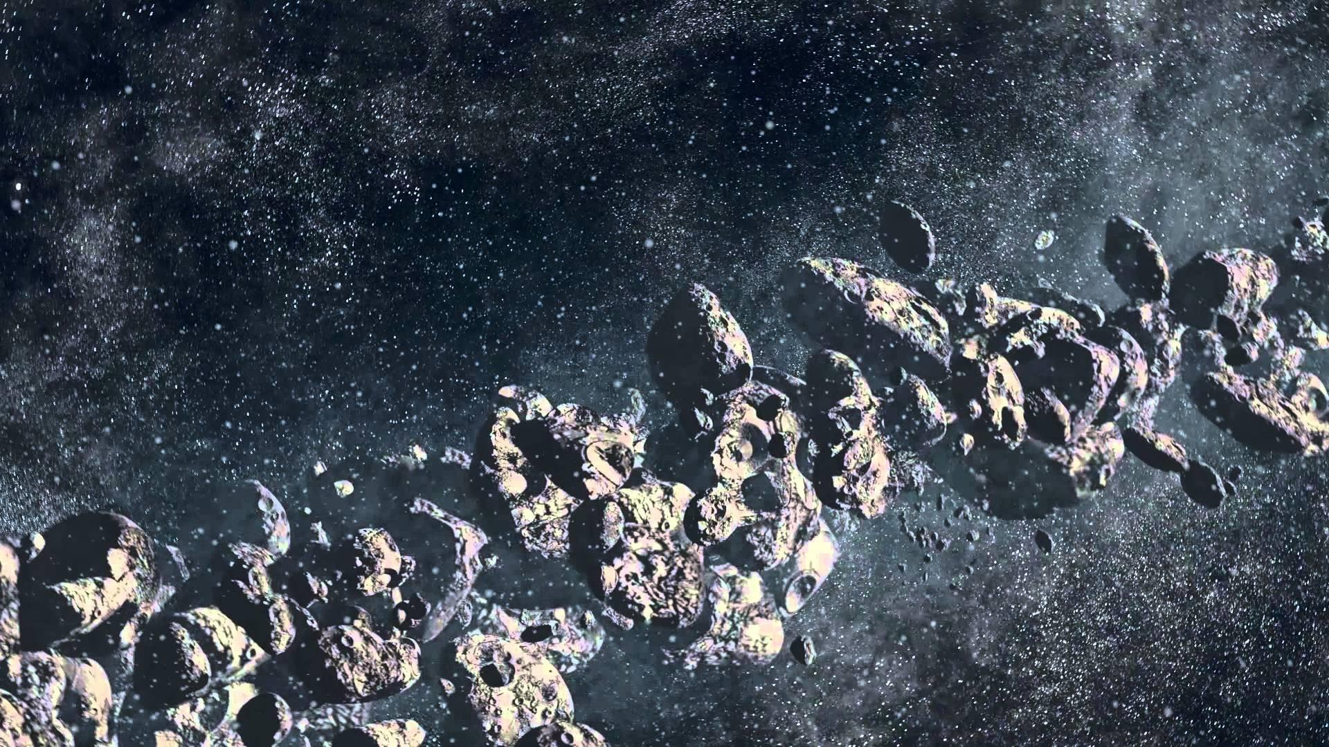 В поясе астероидов возникли объекты, которых там не должно было быть