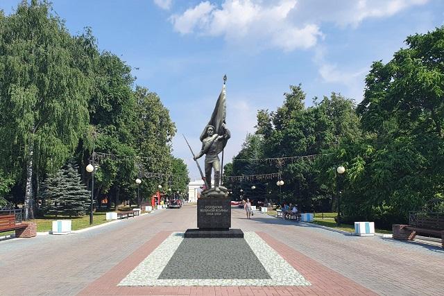 Новый мемориал может украсить  площадь Воинской Славы в Йошкар-Оле