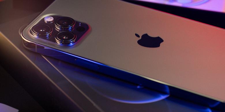 В камерах iPhone 13 появится режим ProRes