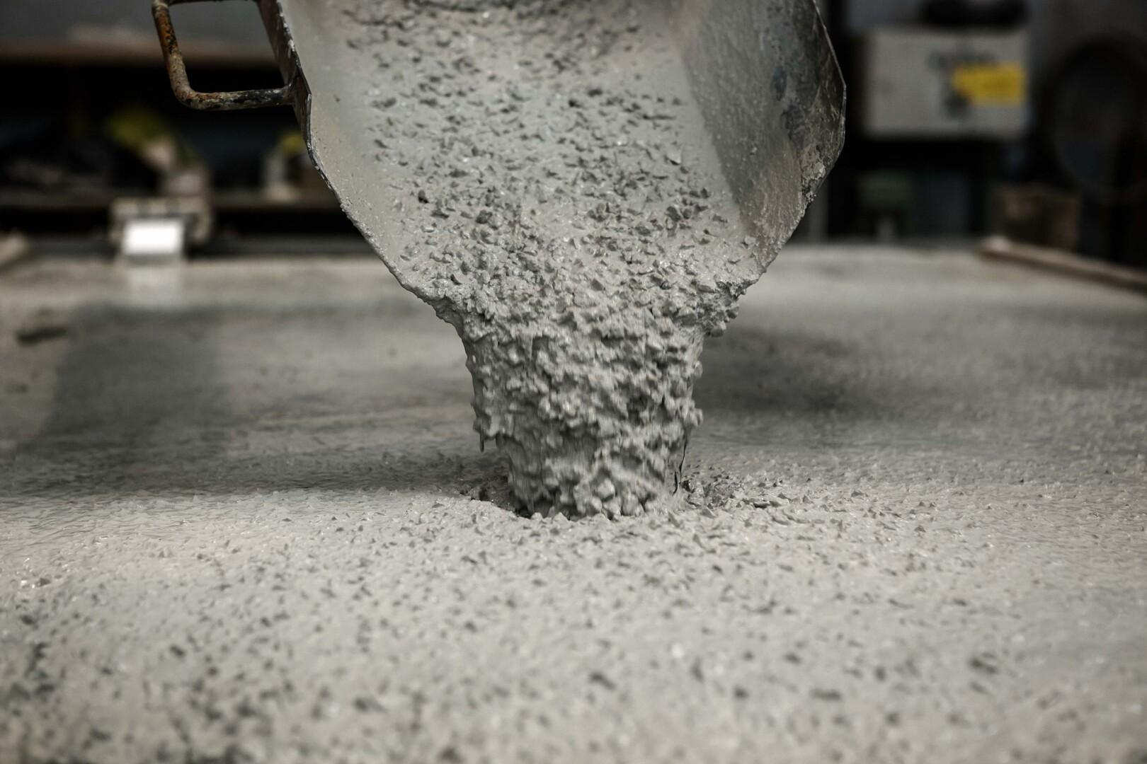 Обитающие в бетоне бактерии могут заранее предупреждать о его износе