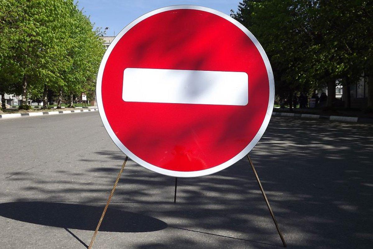 В Йошкар-Оле временно перекроют два участка дороги на улице Машиностроителей