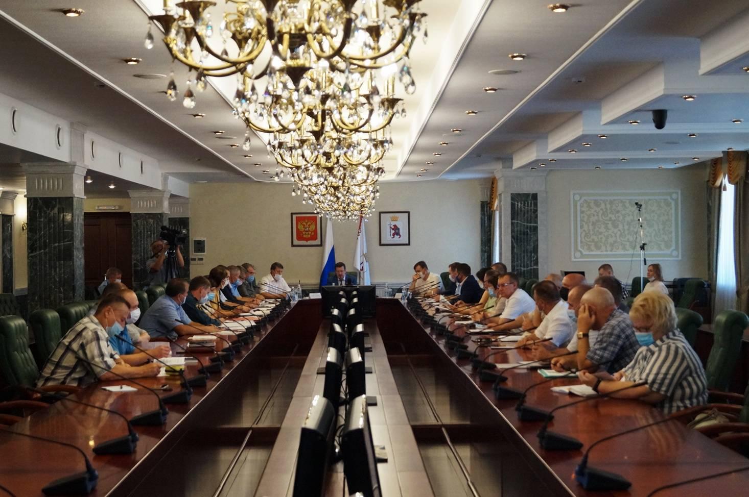 В Йошкар-Оле рассмотрели проблемы административного давления на бизнес