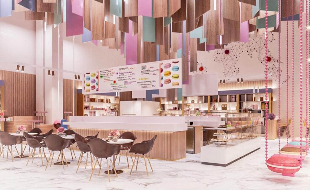 Первый в России рай для сладкоежек: в Москве 28 августа откроется Sweet Market