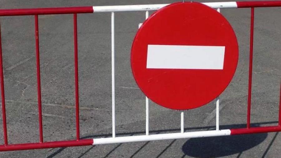 В Марий Эл вечером 6 августа перекроют четыре участка автодорог