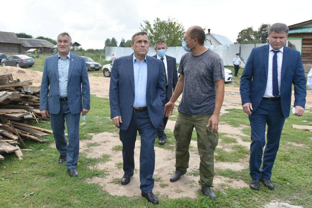 В Марий Эл выделены средства для восстановления пострадавших от урагана домов